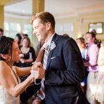Matt & Sarya's Laid-Back, Fun Josephine Butler Parks Center Wedding in DC