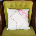 Enter to win a #CapRoLove design Pillow from the CapRoShop!