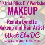 DIY Workshop: DIY Makeup Looks with Renata Lynette Makeup