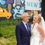 Rob & Mariah's Intimate Meridian Hill Park Wedding Ceremony & Private Reception