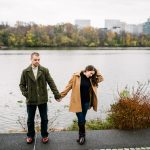 Aaron & Meghan's Tidal Basin & Georgetown, Washington DC Engagement Pictures