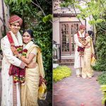 Colorful Indian Wedding at Bolling Hawall House in Richmond Virginia