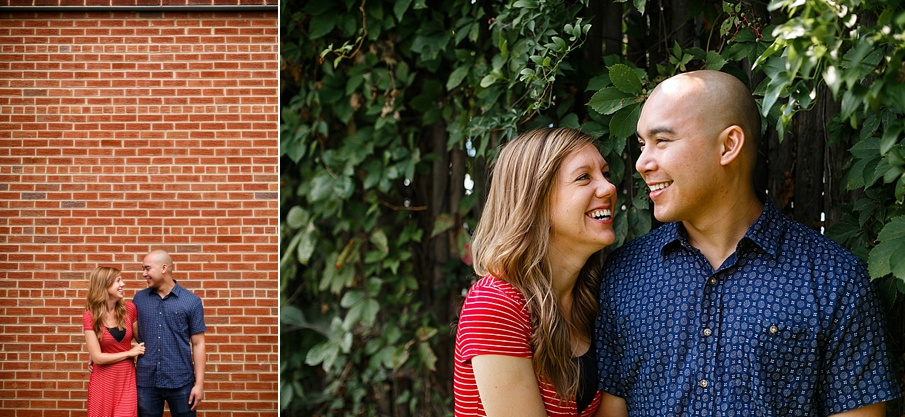 quirky fun casual alexandria virginia engagement pictures2