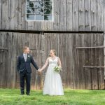Blue & Gold Spring Wedding Inspiration at Maryland Vineyard