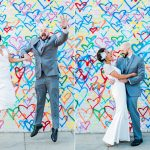Geraldine & Michael's Modern, Gatsby-Themed DC Wedding at the Arts Club of Washington