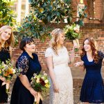 Julia & Jon's Virginia Themed, Monday Wedding at Columbia Firehouse Restaurant