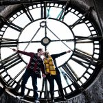 Renee & Billy's Harry Potter Themed Engagement Pictures in Maryland