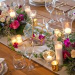 Modern, Rustic Romantic Wedding Inspiration