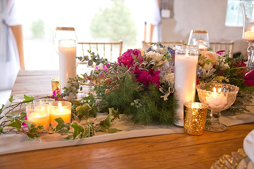 Modern Rustic Romantic Wedding Inspiration