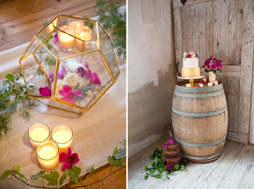 Modern rustic romantic wedding inspiration capitol romance romantic feeling on a gloomy day from the flowing dress to the gorgeous flowers and just enough sparkle i feel that we accomplished this goal junglespirit