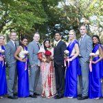 Lakshani & Aniket's Multicultural, Modern Meadowlark Botanical Gardens Wedding