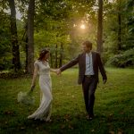 Emma & Joe's Rustic, Lydia Mountain Barn Wedding in Virginia