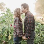 Laura Beth & Jascha's Butterbee Farm Engagement Pictures in Baltimore, Maryland
