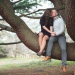Erik & Kelsey's Engagement Session Turned Surprise Wedding in Richmond, VA