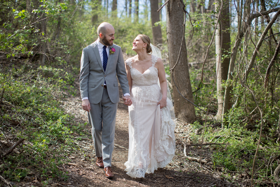 Capitol romance practical local dc area weddings washington dc weddings virginia for Meadowlark botanical gardens wedding