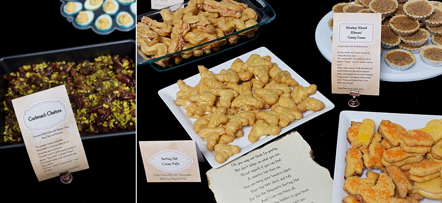 The Ultimate Harry Potter Baby Shower Accio Steal Worthy Details